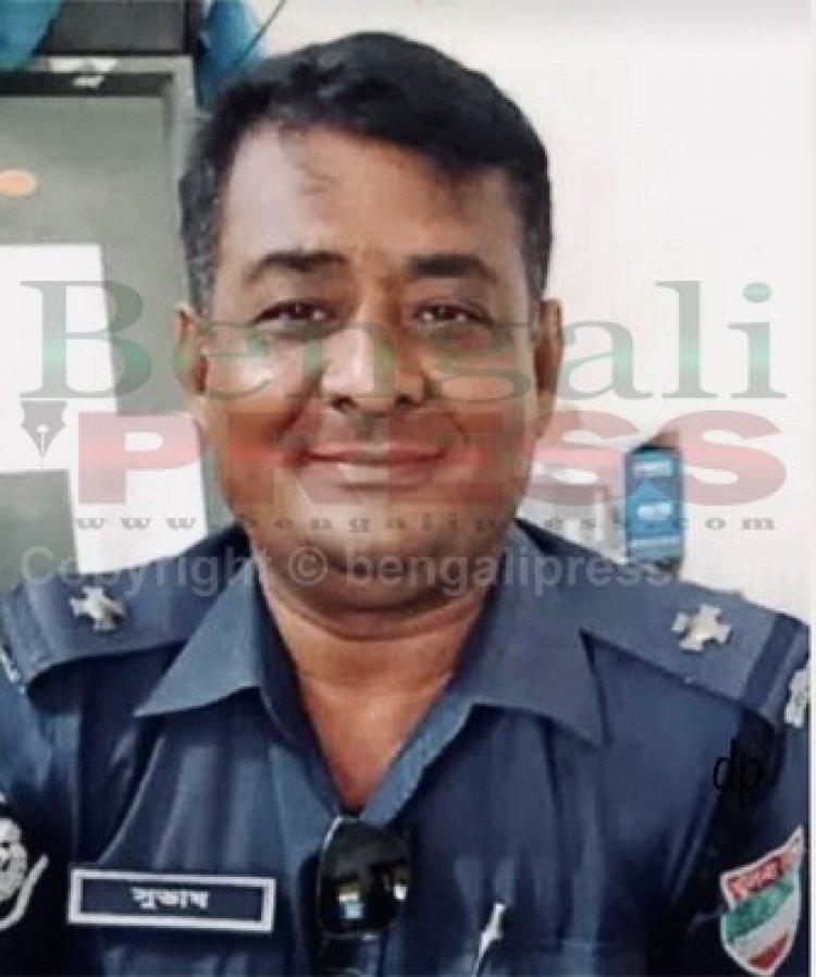 Police ASI Subhash stops oxygen cylinder for 1000 taka donation